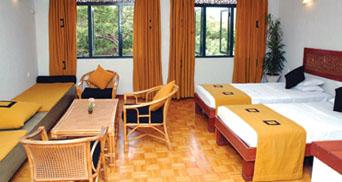 mihintale-room